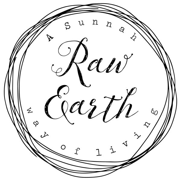 RAW EARTH - focuses on natural remedies and natural healing. I have always been into natural ways to heal and I started looking into making natural products when my son was born.